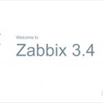 【システム監視】Zabbix 3.4をCentOS 7にインストールしてみた